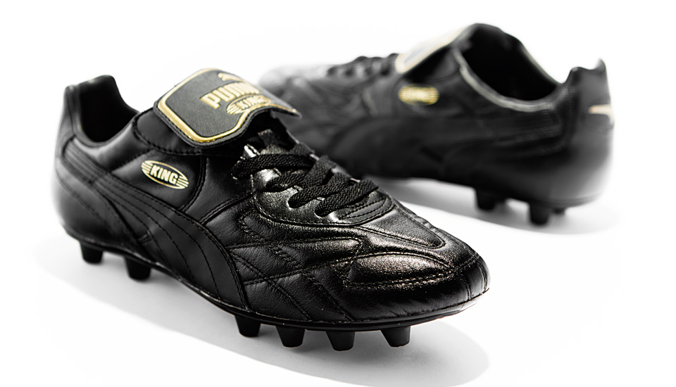 blacked out puma kings