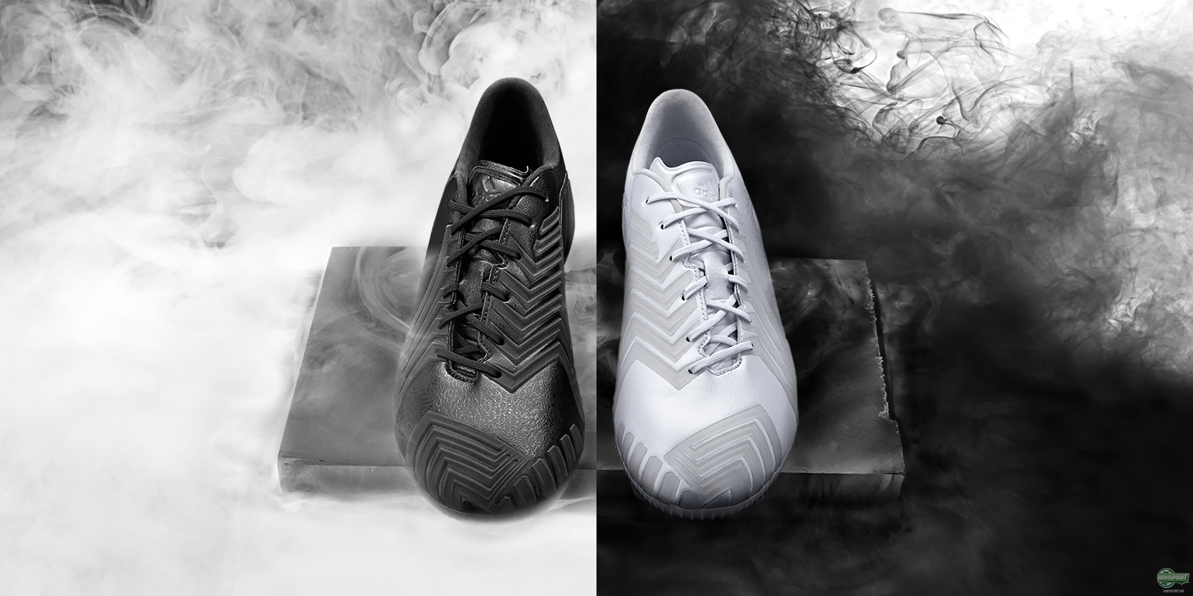 dd6dc23367ca adidas Predator Instinct Blackout & Whiteout | Volky Football Boots