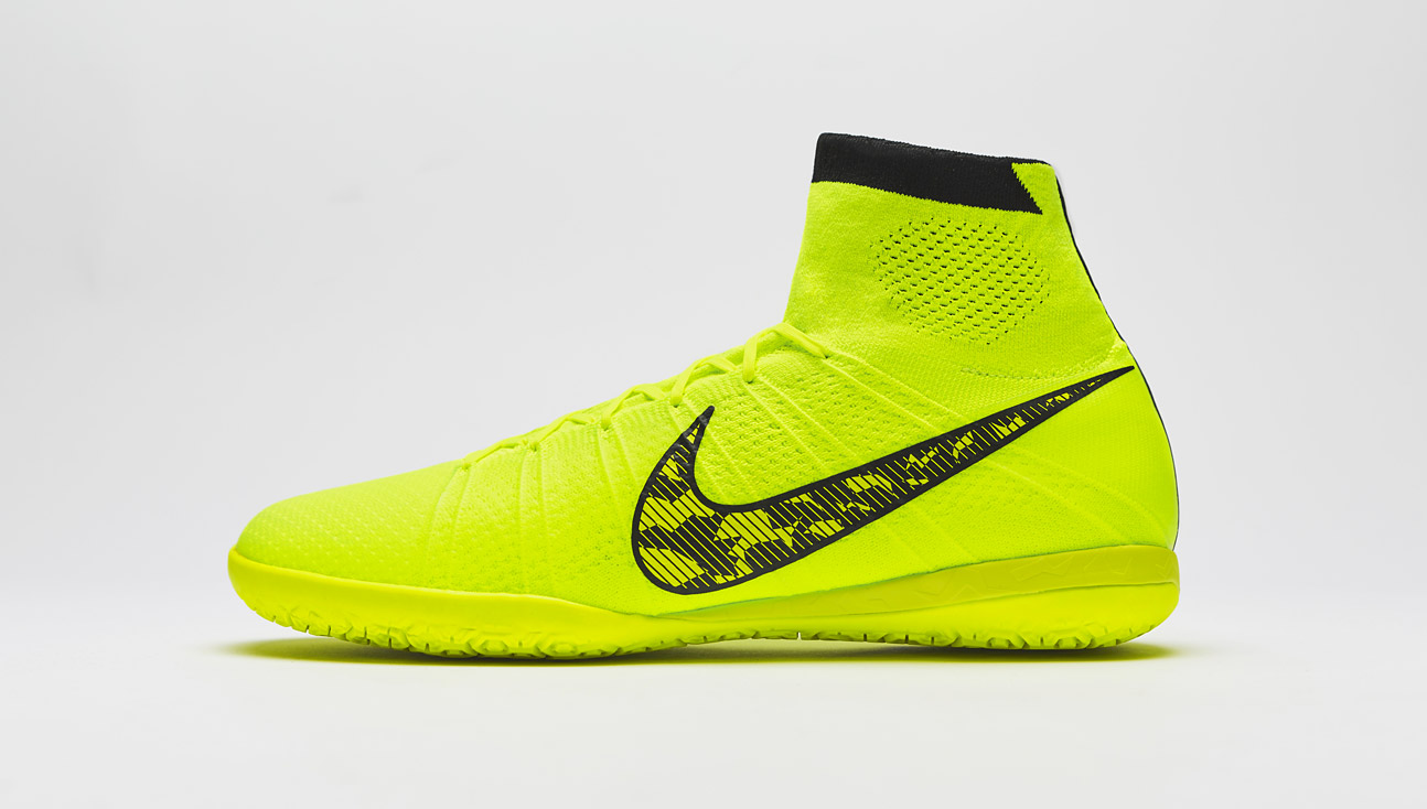 nike elastico superfly volt black flash lime volky. Black Bedroom Furniture Sets. Home Design Ideas