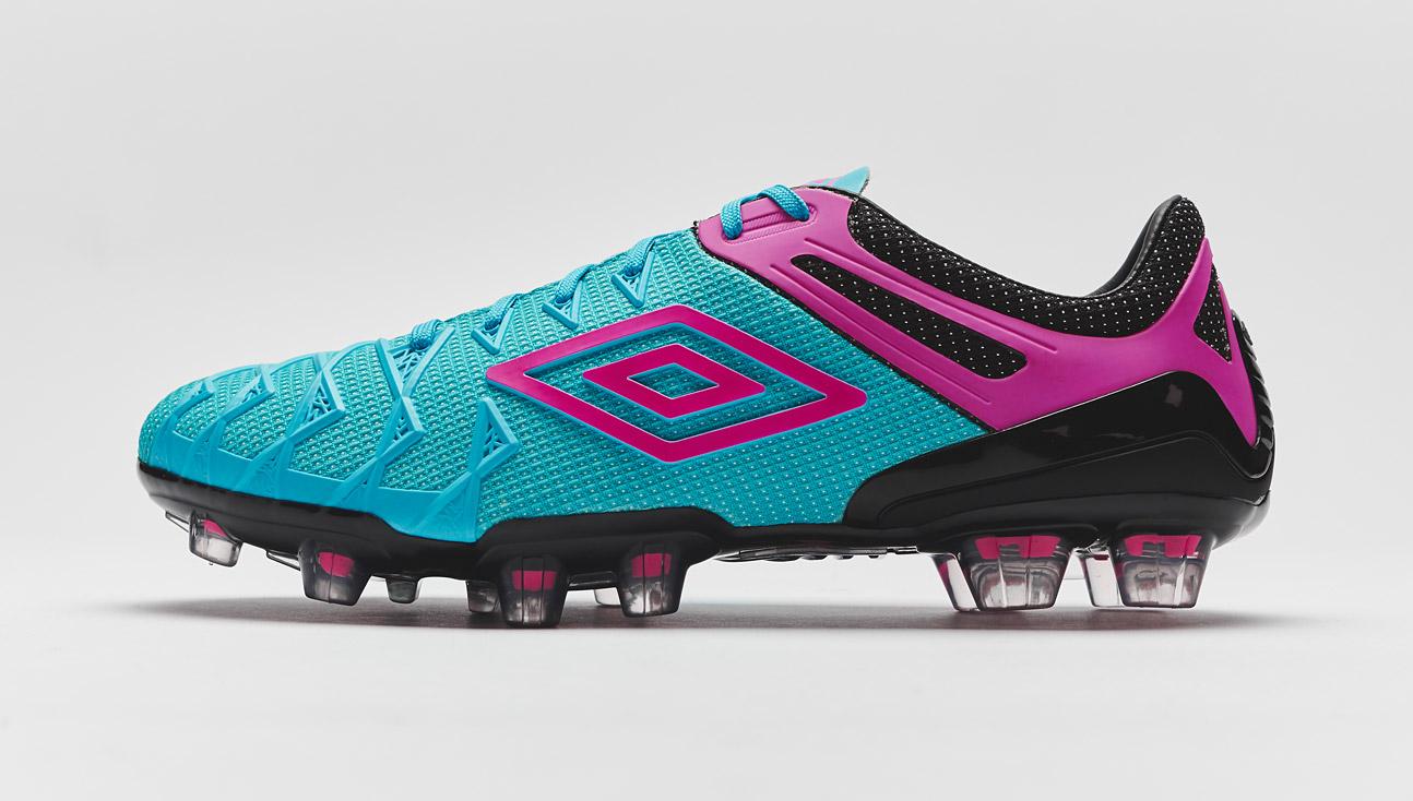 e9a3a0c21 Umbro UX-1 Concept Blue Atoll/Pink Glo/Black | Volky Football Boots