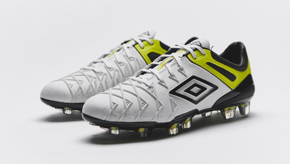 519f27c11 Umbro UX-1 Pro White/Black/Buttercup | Volky Football Boots