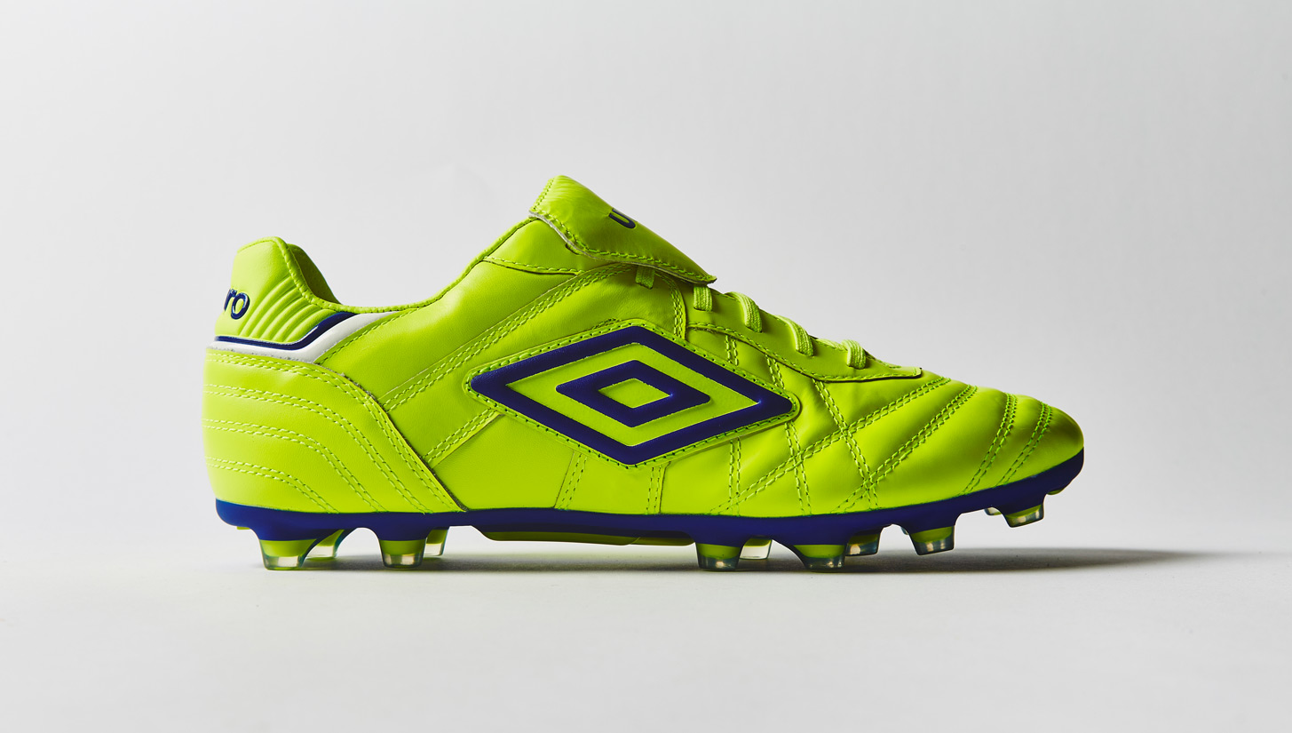 602a2dc01 Umbro Speciali Eternal Safety Yellow/Clematis Blue/White | Volky ...