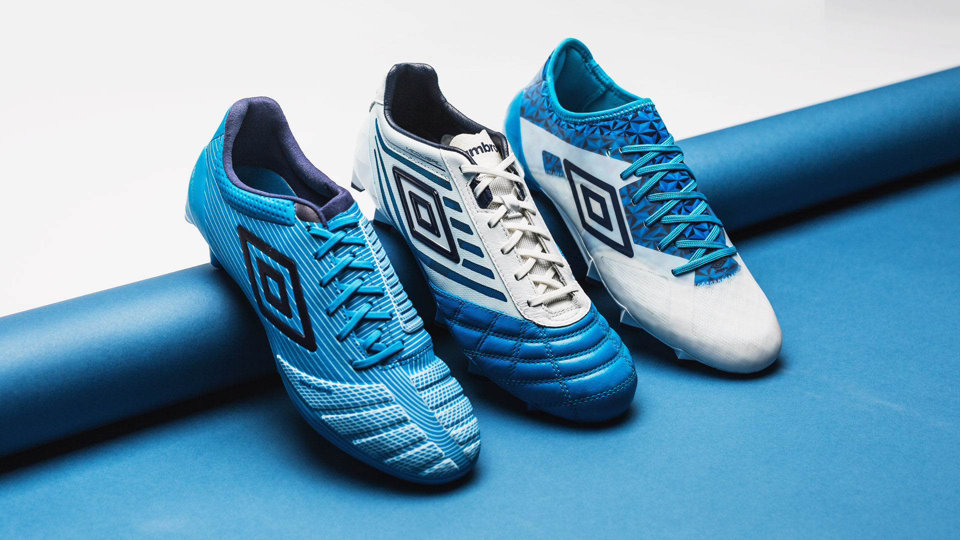 4044a37f0 Umbro 'Diva Blue' Collection | Volky Football Boots
