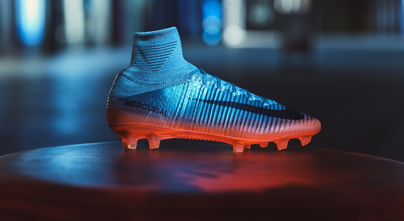 """0414c5564 Nike Mercurial Superfly V CR7 """"Chapter 4: Forged for Greatness"""" 